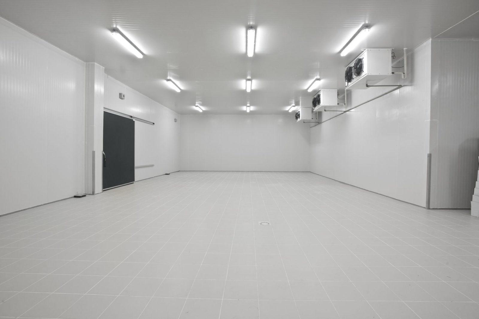 Kühlhalle